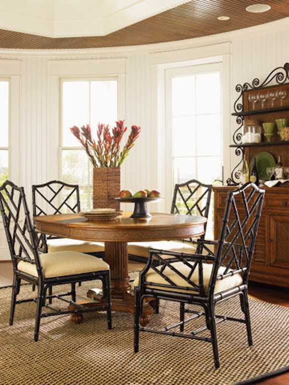 Tommy Bahama Home Dining Room Cayman Kitchen Table ...