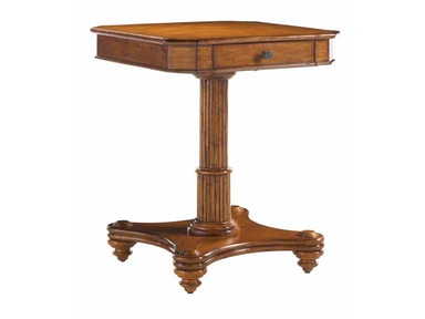 Tommy Bahama Home Cinnamon Cove Lamp Table 531-944