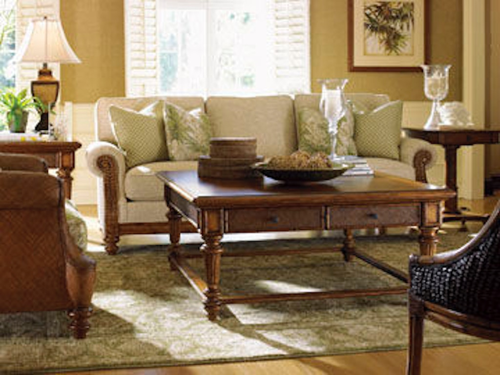 Tommy Bahama Home Boca Tail Table 531 953