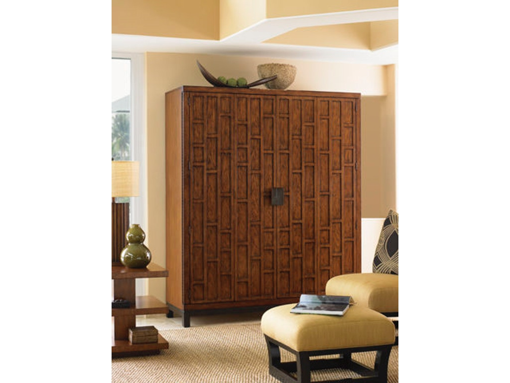 Tommy Bahama Home Bedroom Samoa Gentleman 39 S Chest 536 329 Exotic Home Coastal Outlet