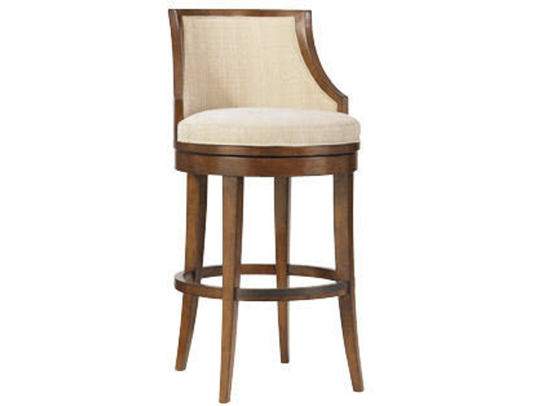 Tommy Bahama Home Cabana Swivel Bar Stool 536 816 01