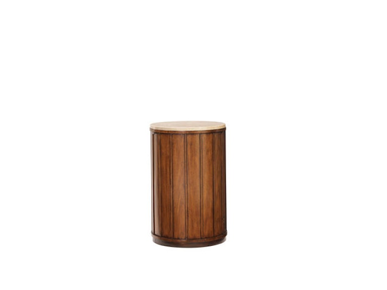 Tommy Bahama Home Fiji Drum Table 536-950C