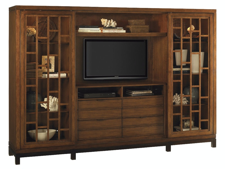 Tommy Bahama Home Point Break Entertainment Chest 536-912C