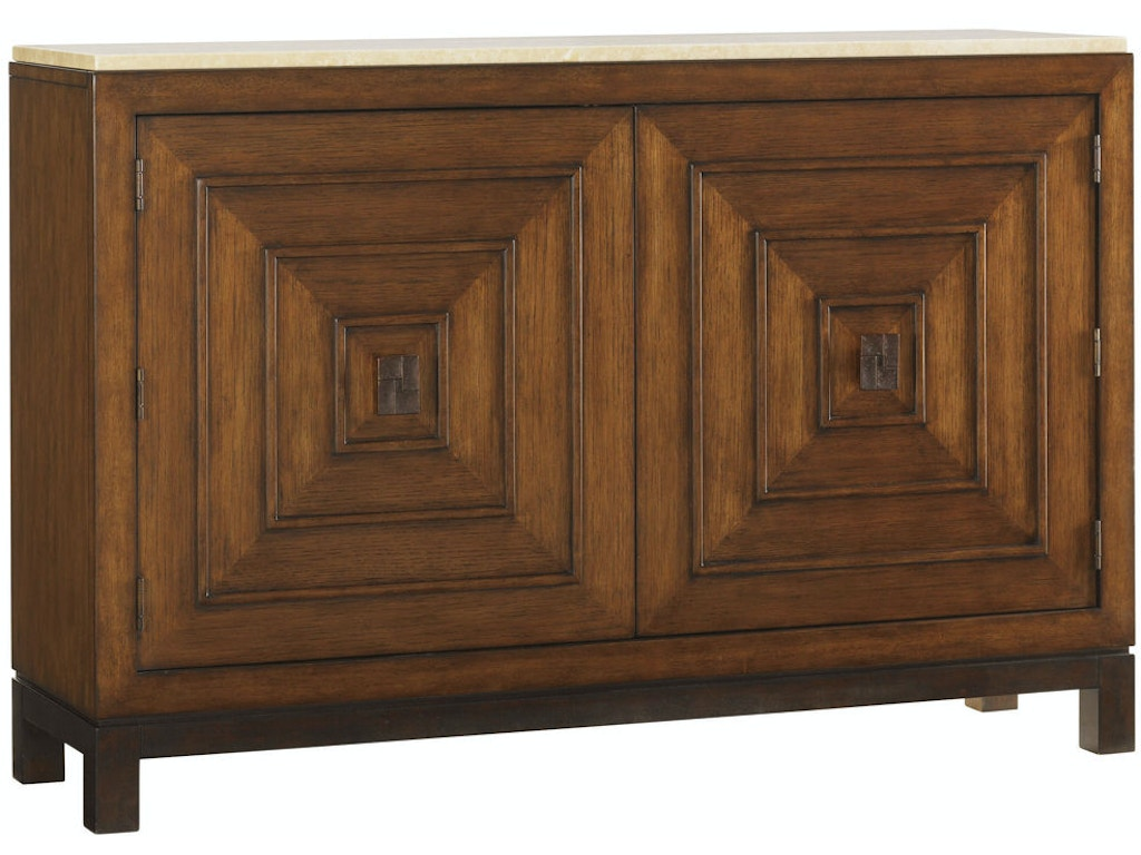 Tommy Bahama Home Living Room Jakarta Chest 536 972 Indian River Furniture Rockledge Fl
