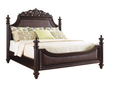 Tommy Bahama Home Harbour Point 5/0 Queen Bed 537-133C