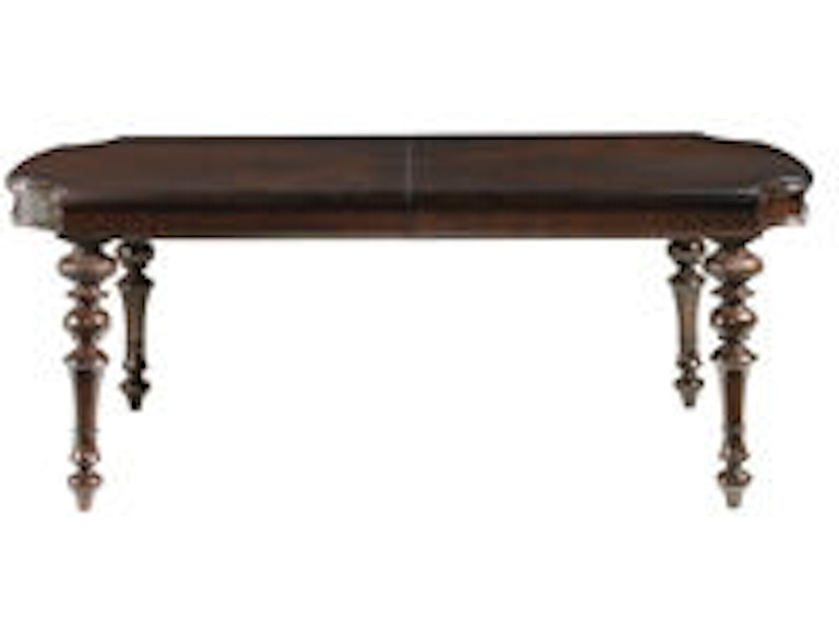 Tommy Bahama Home Dining Room Islands Edge Dining Table 537 ...