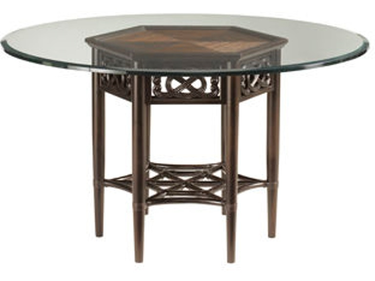 Tommy Bahama Home Sugar And Lace Table Base 539-875