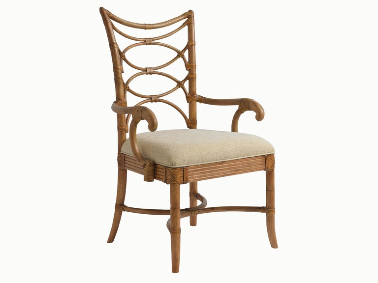 Tommy Bahama Home Sanibel Arm Chair 540-881-02