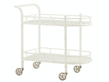 Tommy Bahama Home Warwick Tea Cart 543-862