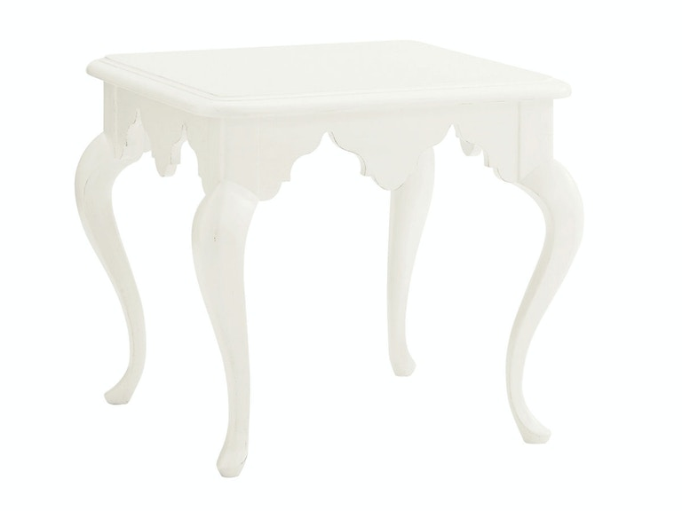 Tommy Bahama Home Cumberland Square Lamp Table 543-953