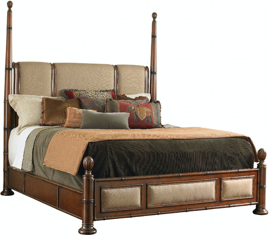 Tommy Bahama Home Monarch Bay 6 King Poster Bed 545 174c