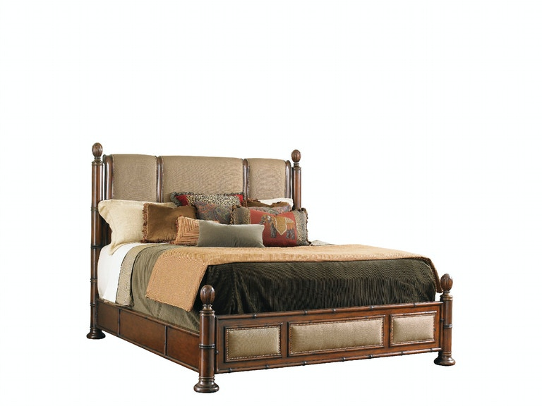 Tommy Bahama Home Monarch Bay 5/0 Queen Poster Bed 545-173C