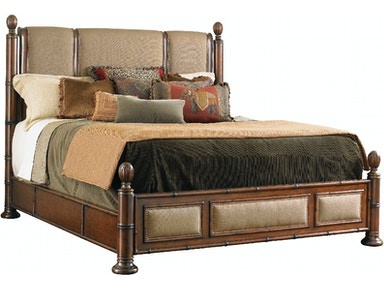 Tommy Bahama Home Bedroom Palmera 5 0 Queen Sleigh Bed 545