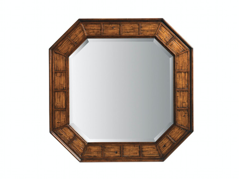 Tommy Bahama Home Cape Coral Octagonal Mirror 545-204