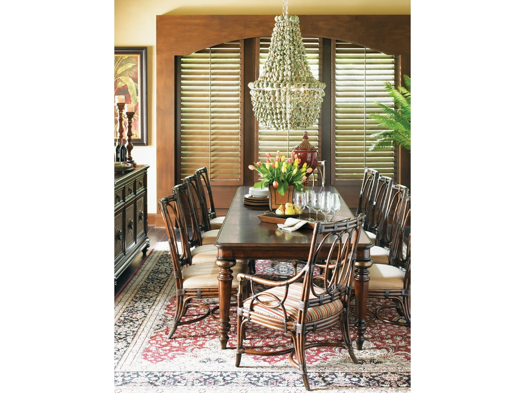Pelican Hill Rectangular Dining Table LX010545877