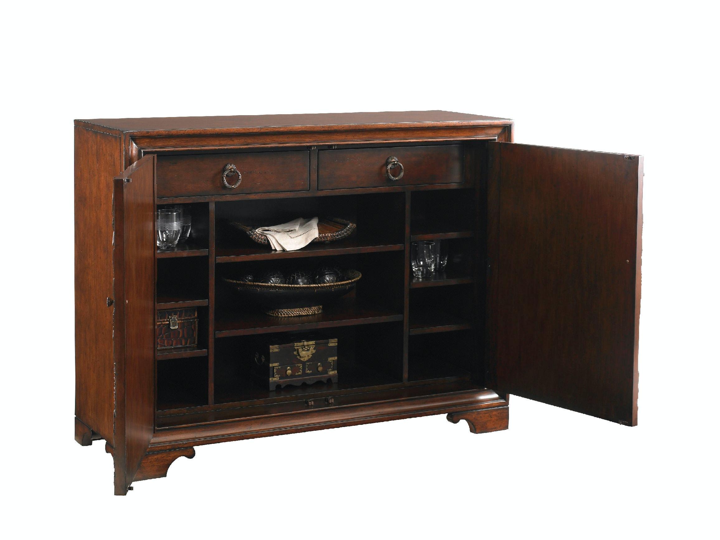 Door Chest Furniture & Gray Rustic Contemporary Door Chesser