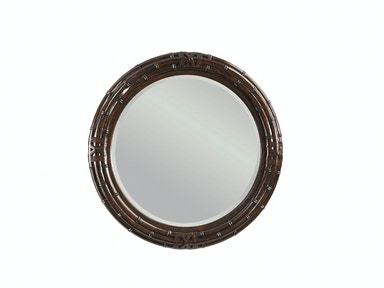 Tommy Bahama Home Newbury Round Mirror 548-201