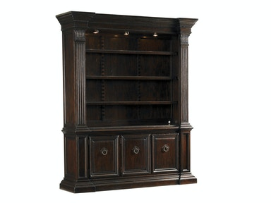 Tommy Bahama Home Hyde Park Bookcase 548-990C