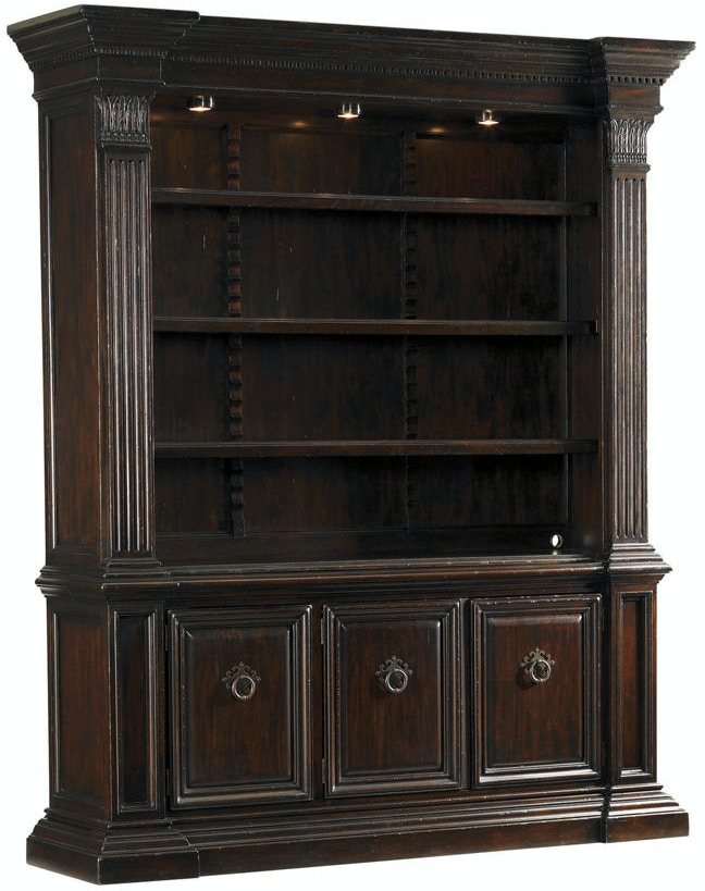 Tommy Bahama Home Living Room Hyde Park Bookcase 548 990c