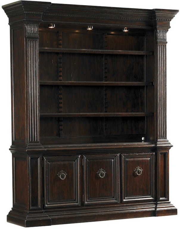 Tommy Bahama Home Home Office Hyde Park Bookcase 548 990c