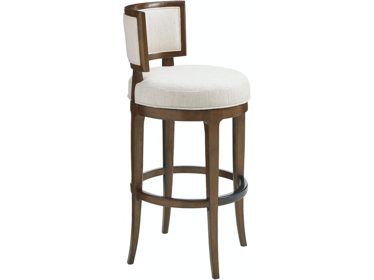 Tommy Bahama Home Macau Swivel Bar Stool 556 816 02