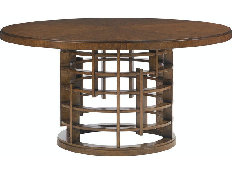 Tommy Bahama Home Merin Round Dining Table Base 556 875b