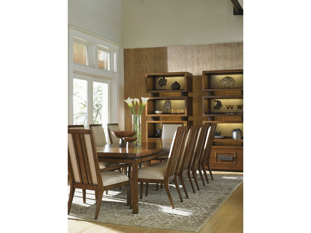 Tommy Bahama Kitchen Table Tommy Bahama Home Marquesa Rectangular Dining Table 556 877