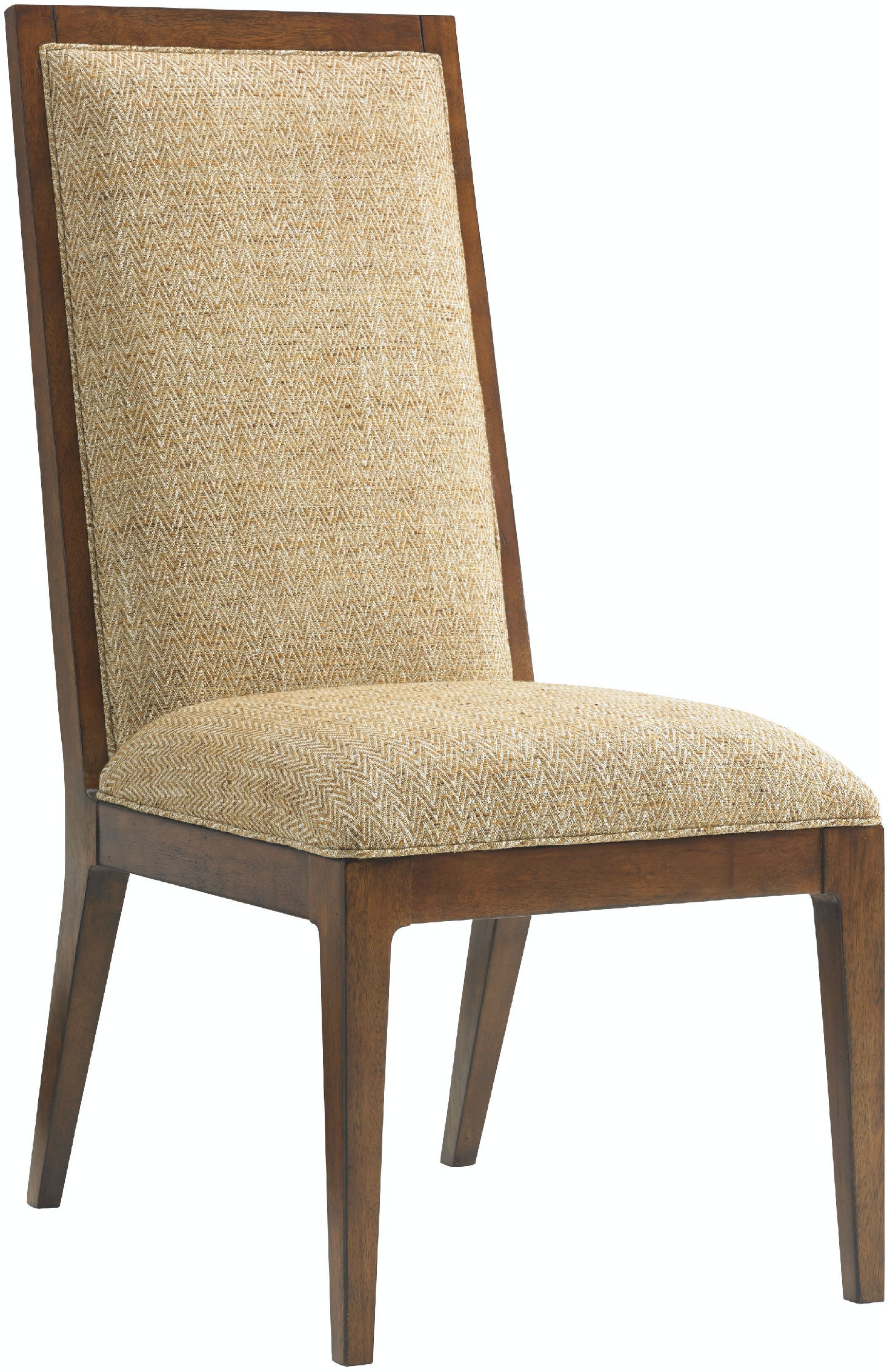Tommy Bahama Home Dining Room Natori Slat Back Side Chair