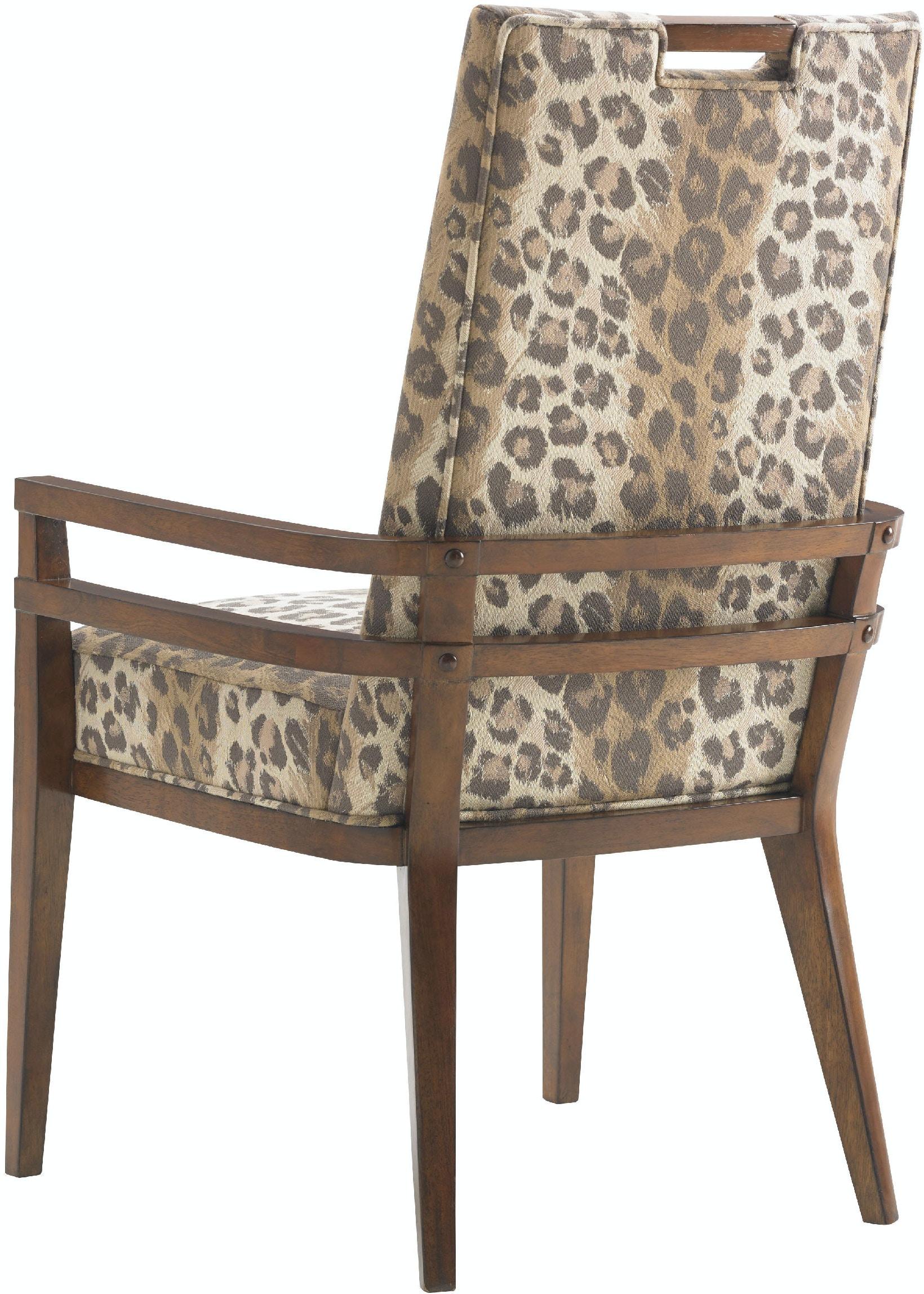 Coles Bay Arm Chair LX