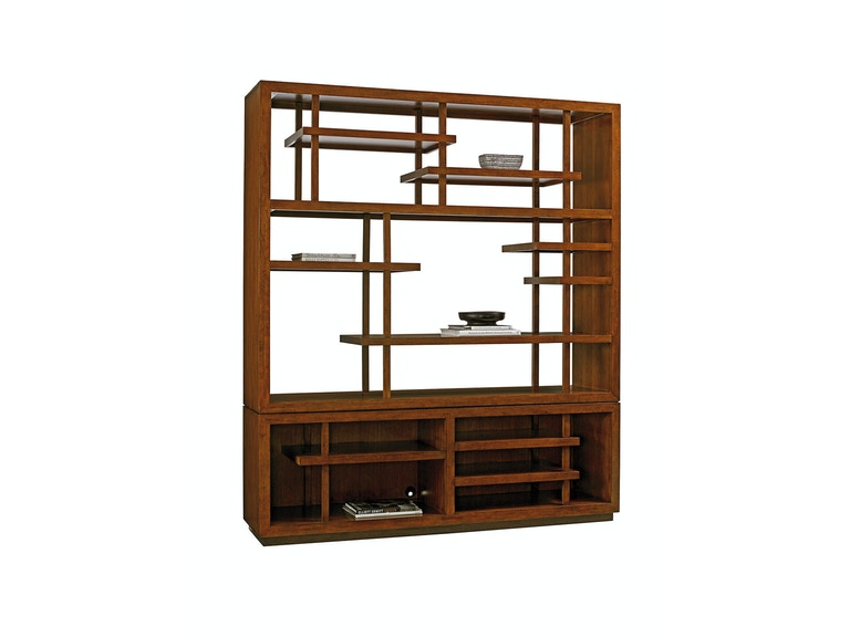 Tommy Bahama Home Taipei Media Bookcase 556-909C