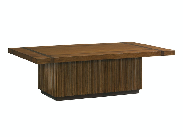 Tommy Bahama Home Castaway Rectangular Cocktail Table 556-945