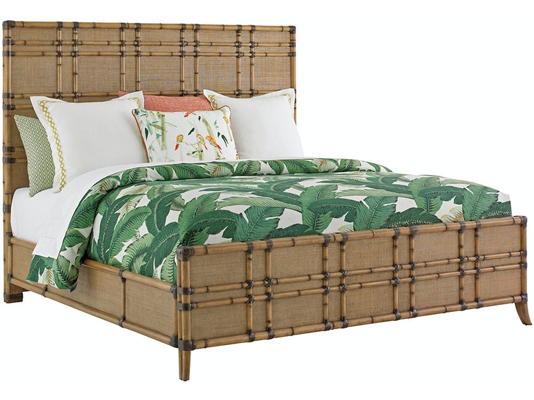 Tommy Bahama Home Cocoa Bay Panel Bed 6 King 558 134c