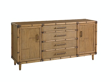 Tommy Bahama Home Sandy Point Buffet 558-852