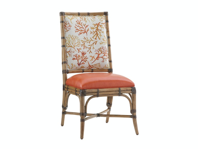 Tommy Bahama Home Summer Isle Upholstered Side Chair 558-882