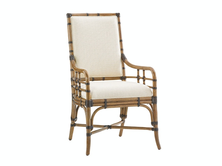 Tommy Bahama Home Summer Isle Upholstered Arm Chair 558-883-01