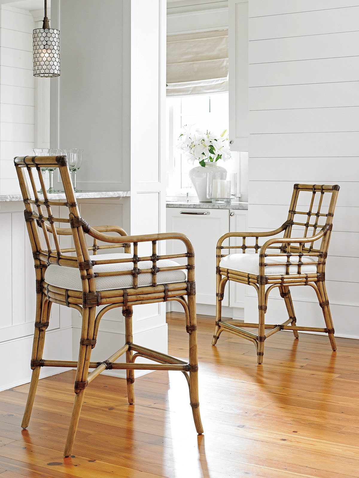 Tommy Bahama Home Dining Room Lands End Counter Stool 558