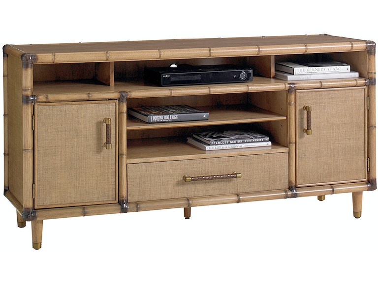 Tommy Bahama Home Living Room Windjammer Media Console 558 907 At Louis Shanks