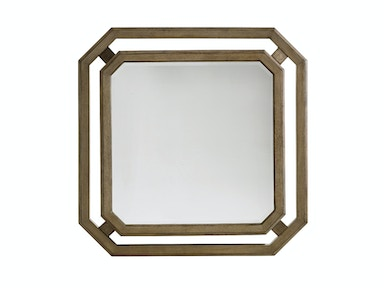 Tommy Bahama Home Callan Square Mirror 561-204