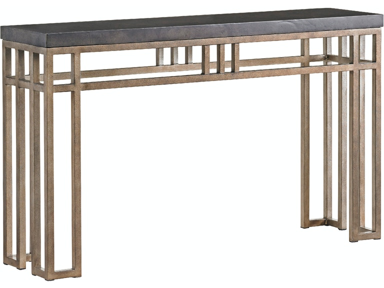 Tommy Bahama Home By Lexington Montera Travertine Console Lx010561967