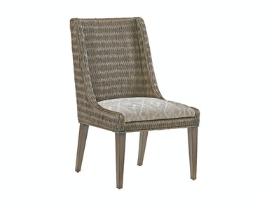 Brandon Woven Side Chair