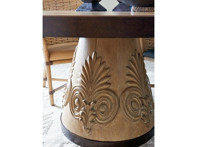 Round Table Los Altos.Tommy Bahama Home 566 875c Dining Room Weston Round Dining Table