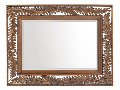 Tommy Bahama Home Seabrook Landscape Mirror 593-206