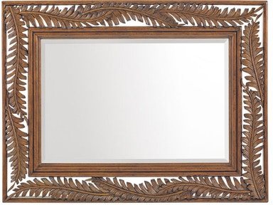 Tommy Bahama Home Accessories Seabrook Landscape Mirror