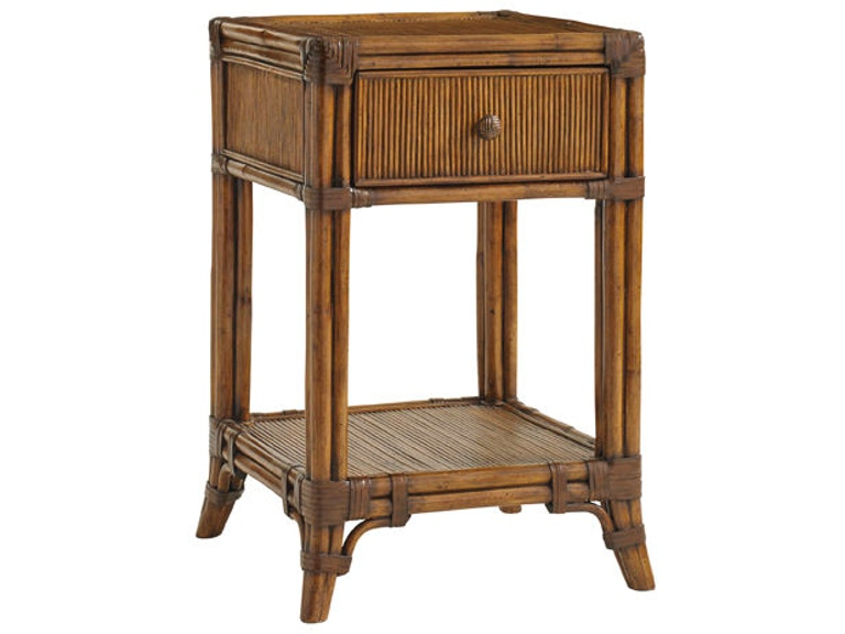 Tommy Bahama Home Del Sol Bedside Table 593 622