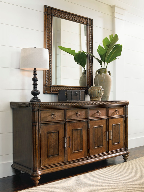 Tommy Bahama Home Dining Room Trident Buffet 593-852 - Paul ...