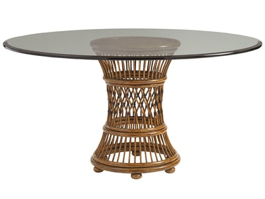 Tommy Bahama Home Aruba Dining Table Base 593-870