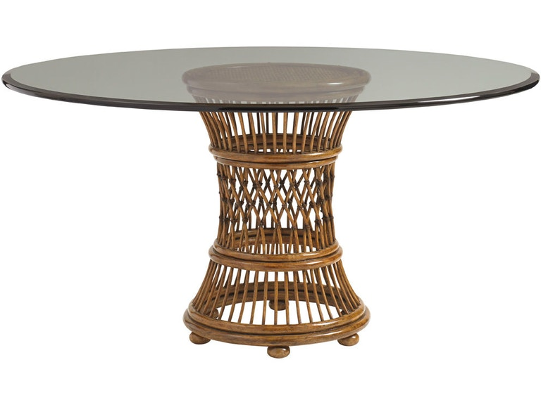 Tommy Bahama Home Dining Room Aruba Dining Table Base 593 870