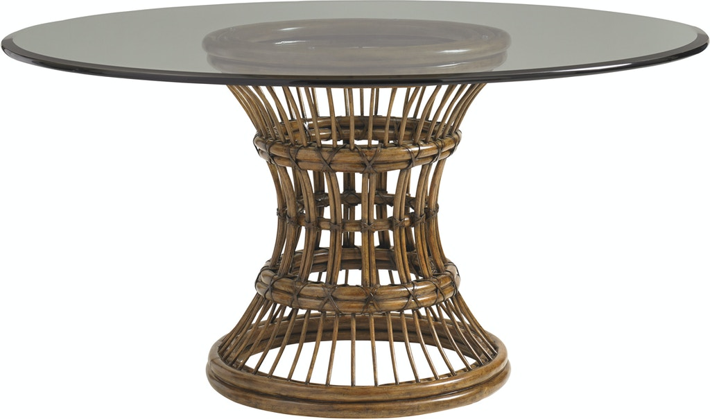 Tommy Bahama Home Dining Room Latitude Dining Table Base