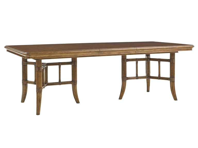 Tommy Bahama Home Fisher Island Rectangular Dining Table 593-876C