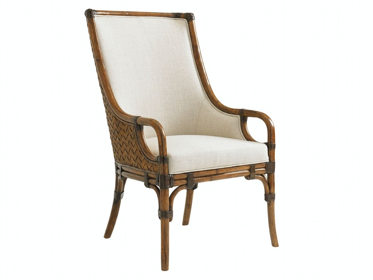 Tommy Bahama Home Marabella Upholstered Arm Chair 593-885-01
